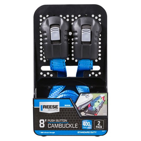 2PK Push Button Cambuckle - image 1 of 2