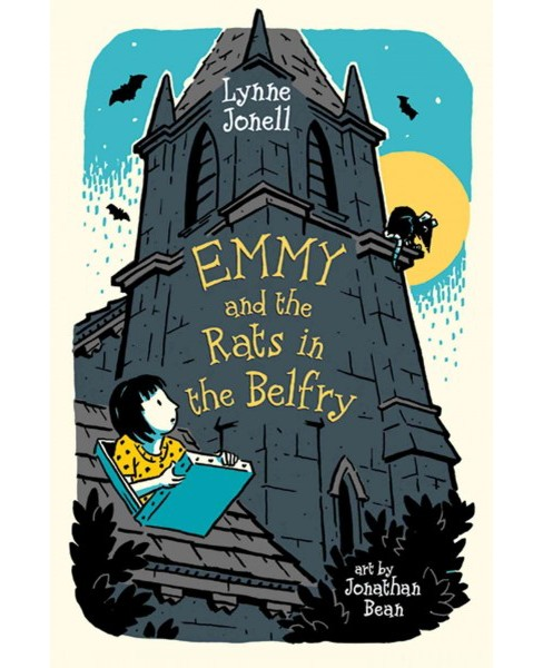 Emmy and the Rats in the Belfry (Reprint) (Paperback) (Lynne Jonell) - image 1 of 1