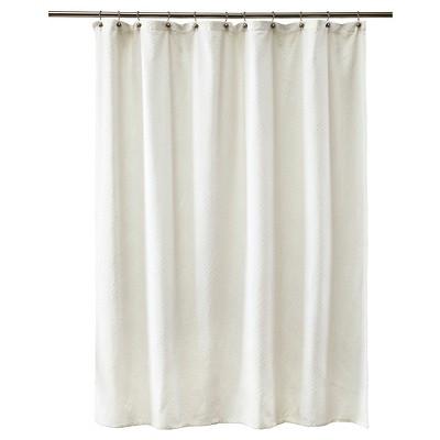 Shower Curtain White - Threshold™