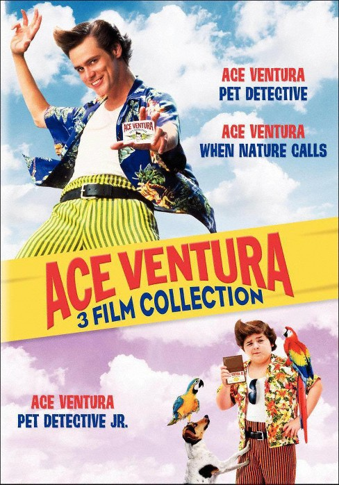 Ace Ventura 3 Film Collection [2 Discs] - image 1 of 1