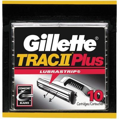 Razor Blades: Gillette TRAC II