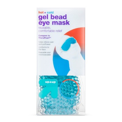 Hot+Cold Gel Bead Eye Mask - up & up™
