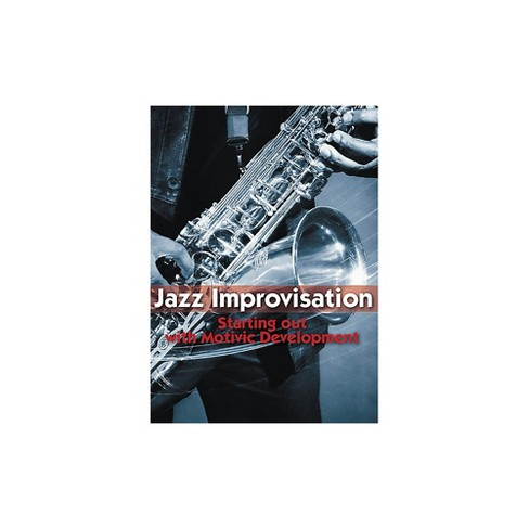 Berklee Press Jazz Improvisation: Starting Out with Motivic Development (DVD) - image 1 of 1