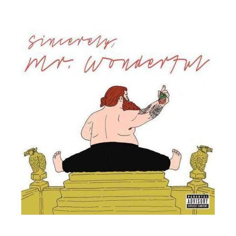Action Bronson - Mr. Wonderful (Vinyl) - image 1 of 1