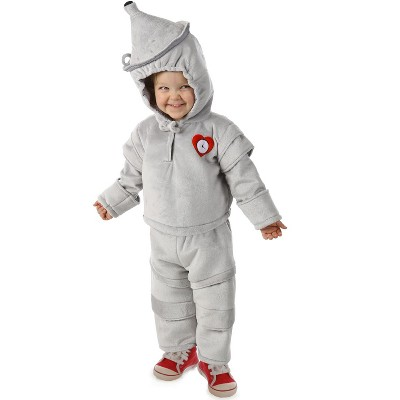 The Wizard of Oz Tin Man Cuddly Infant/Toddler Costume