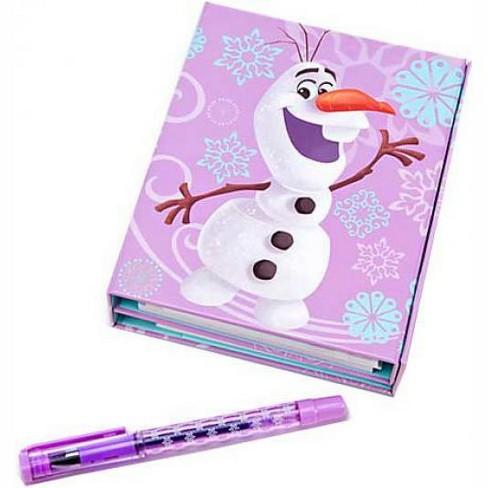 Disney Frozen Trifold Journal - image 1 of 1