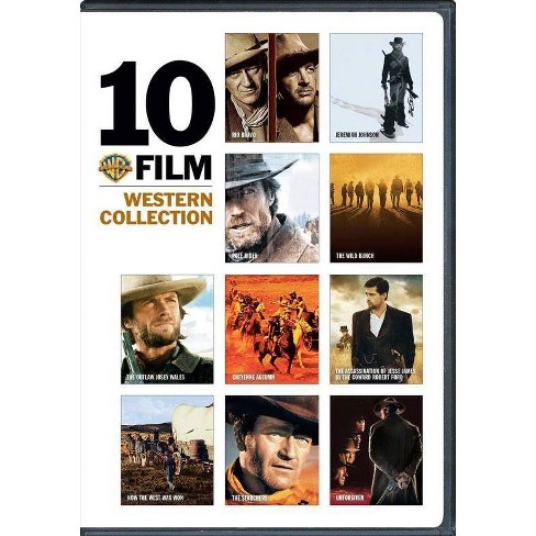 10 Film Western Collection (DVD) - image 1 of 1