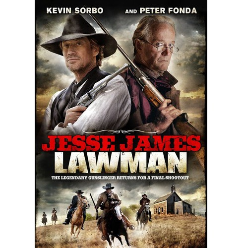 Jesse james lawman (DVD) - image 1 of 1