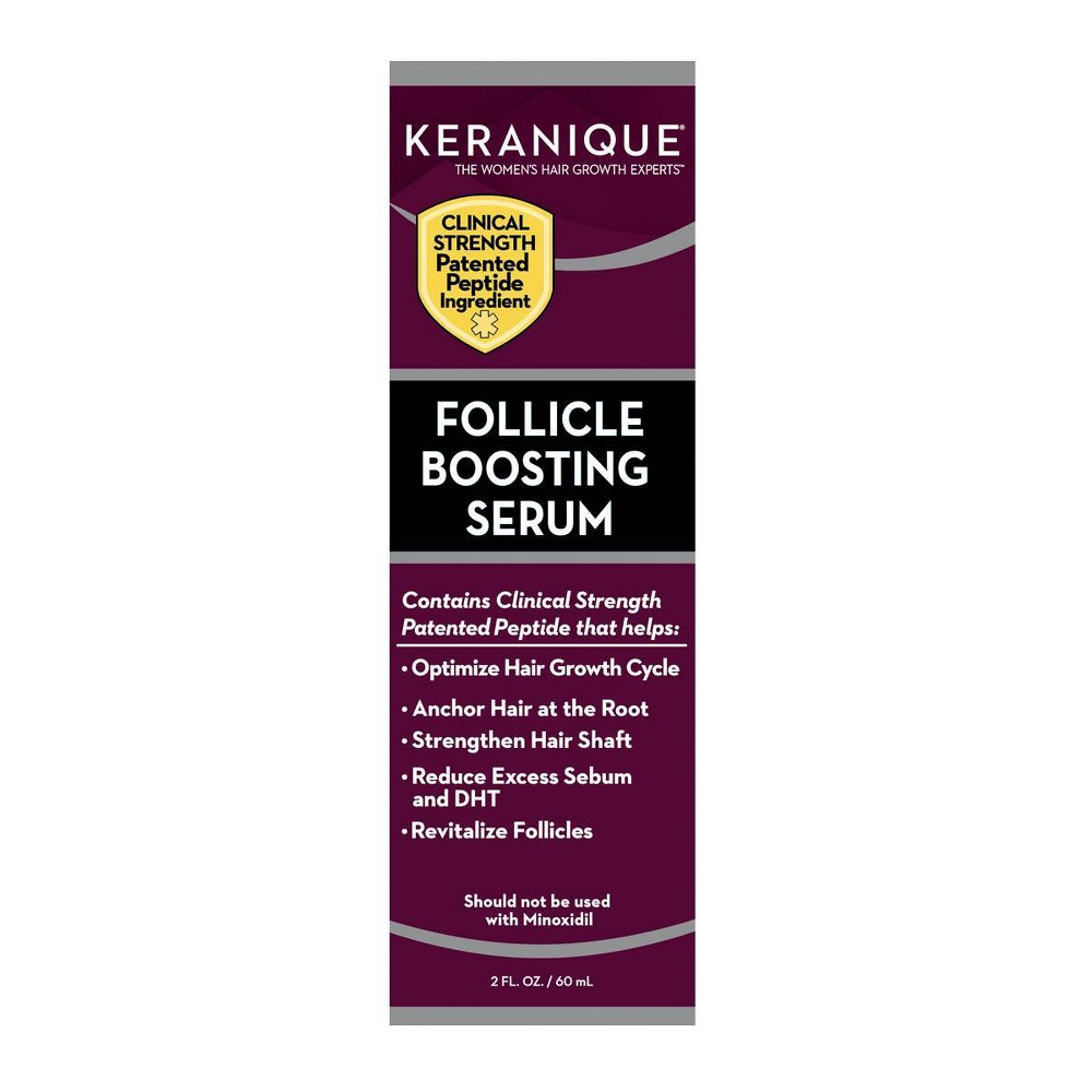 Keranique Follicle Boosting Serum 2 Fl Oz
