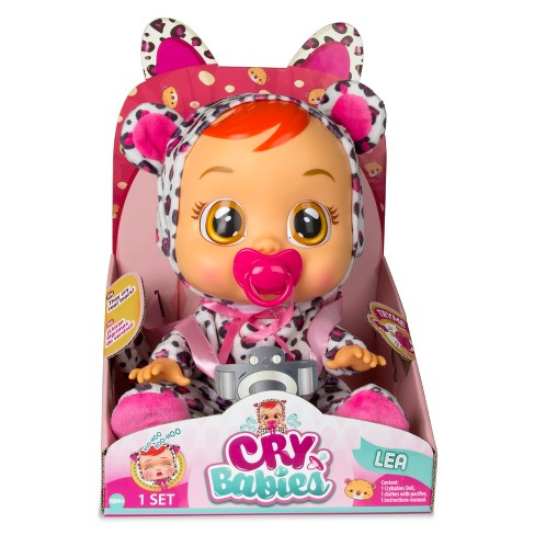 819c8a6e5a4 Cry Babies Lea Interactive Doll   Target