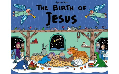 Birth of Jesus (Hardcover) - image 1 of 1