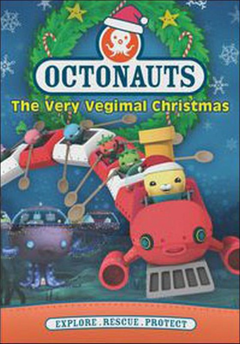 Octonauts: The Very Vegimal Christmas - image 1 of 1
