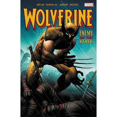 Wolverine: Enemy of the State - (Paperback)