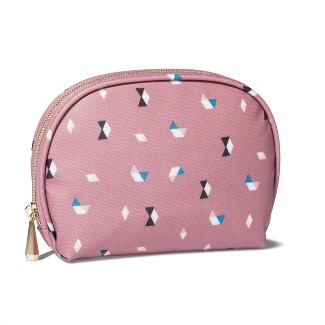 Sonia Kashuk™ Round Top Makeup Bag - Pink Cat