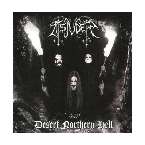 Tsjuder - Desert Northern Hell (CD) - image 1 of 1