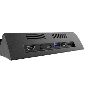 INSTEN Adapter Charging Dock Compatible with Nintendo Switch, Black