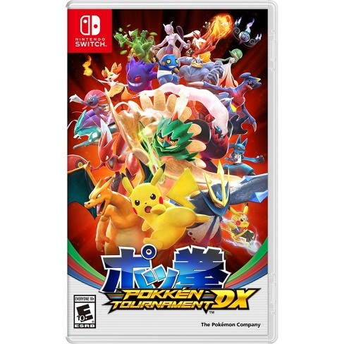 Pokken Tournament DX - Nintendo Switch - image 1 of 6