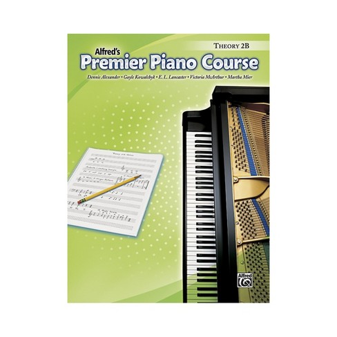 Alfred Premier Piano Course Theory Book 2B - image 1 of 1