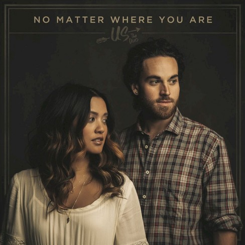 Us the duo - No matter where you are (CD) - image 1 of 1