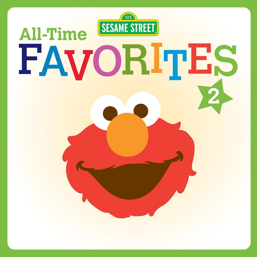 Sesame Street - Sesame Street:All Time Favorites 2 (CD)