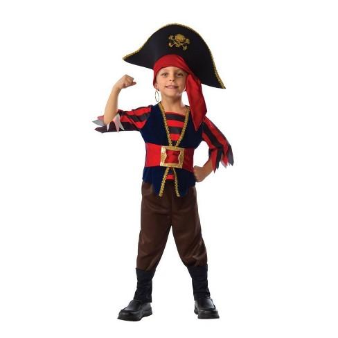 Boys' Pirate Shipmate Halloween Costume - image 1 of 1