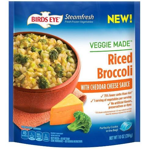 Birds Eye Riced Broccoli with Cheddar - 10oz - image 1 of 1