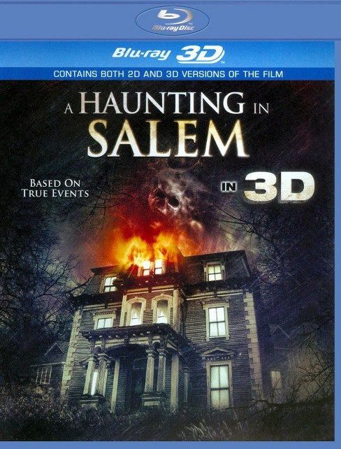 Haunting in salem 3d (Blu-ray) - image 1 of 1