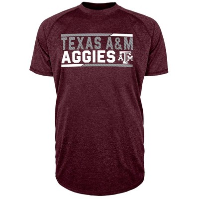 NCAA Texas A&M Aggies Men's Short Sleeve Performance T-Shirt