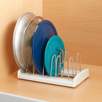 YouCopia Pot Lid Holder for Cabinet