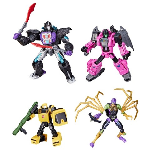 Transformers Buzzworthy Bumblebee Worlds Collide Multipack - image 1 of 3