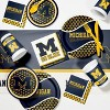 20ct Michigan Wolverines Beverage Napkins - image 2 of 2