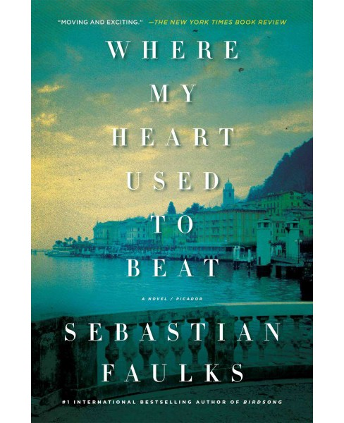 Where My Heart Used to Beat (Reprint) (Paperback) (Sebastian Faulks) - image 1 of 1