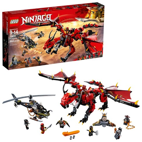 LEGO Ninjago Firstbourne 70653 - image 1 of 4