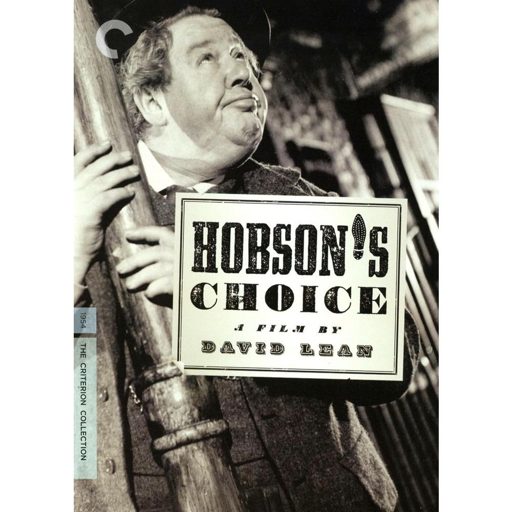 Hobson's Choice (Dvd), Movies