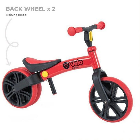Yvolution Y Velo Junior Toddler No-Pedals Balance Bike - Ages 18 Months to 4 Years - image 1 of 4