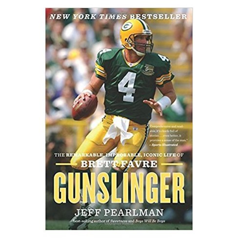 Gunslinger : The Remarkable, Improbable, Iconic Life of Brett Favre - Reprint by Jeff Pearlman - image 1 of 1