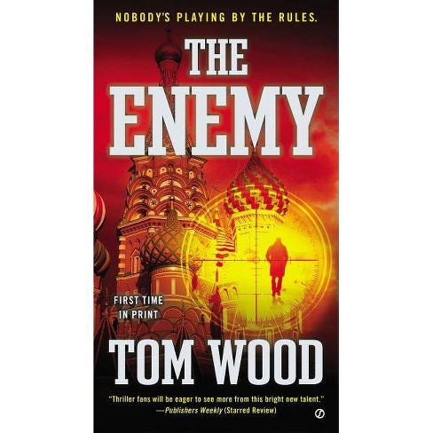 The Enemy - (Victor, the Assassin) by  Tom Wood (Paperback) - image 1 of 1