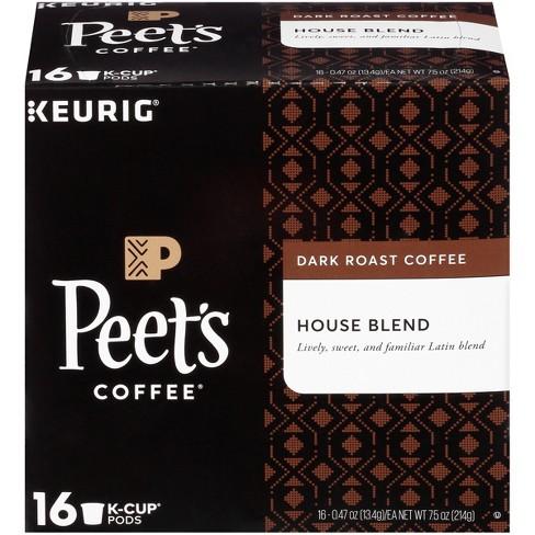 Dark Roast Coffee - Keurig K-Cup Pods