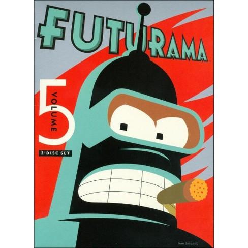Futurama, Vol. 5 [2 Discs] - image 1 of 1