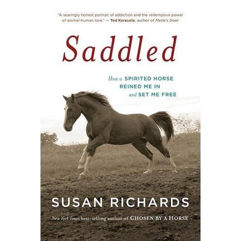 Saddled - by  Susan Richards (Paperback) - image 1 of 1