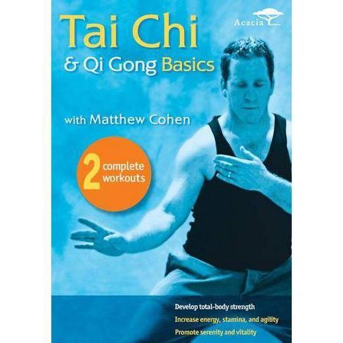 Tai Chi & Qi Gong Basics (DVD) - image 1 of 1