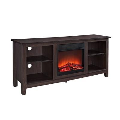Free Standing Fireplace Target