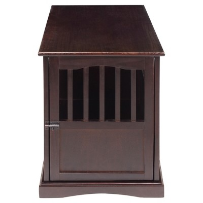 Flora Home Small Dog Crate End Table