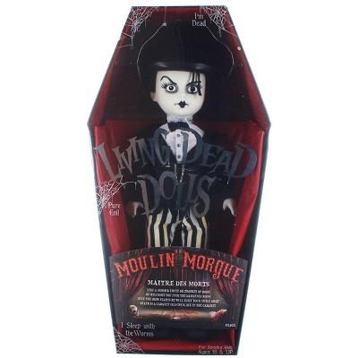 Mezco Toyz Mezco Toyz Living Dead Dolls Moulin Morgue Maitre Des Morts Series 33 Doll