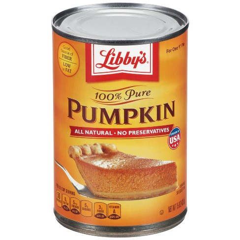 Libby's 100% Pure Pumpkin - 15oz - image 1 of 5
