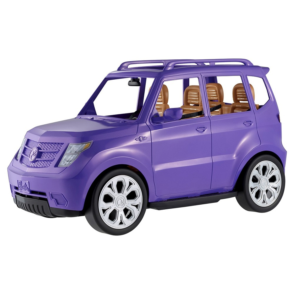 Barbie Glam Suv Vehicle, Doll Accessories