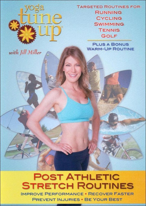 Yoga tune up:Post athletic stretch ro (DVD) - image 1 of 1