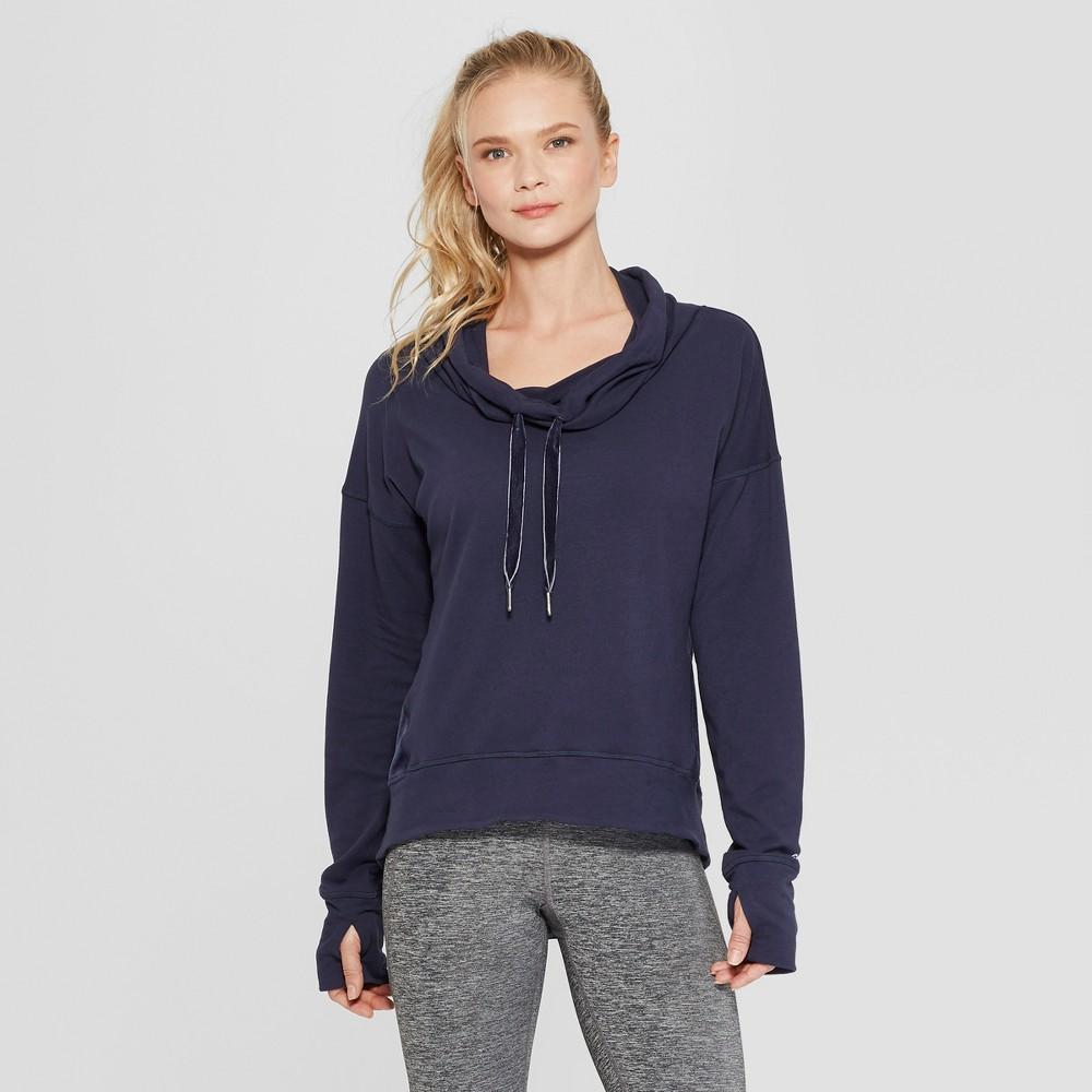 Women's Cozy Pullover - C9 Champion Navy (Blue) S