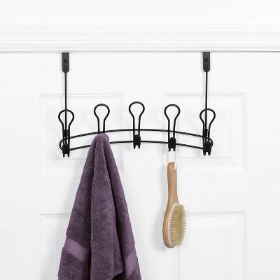 SnugFit OTD 5 Double Hook Rack Bronze - Zenna Home