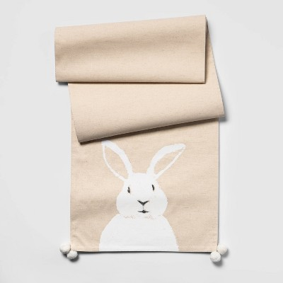 Linen Blend Bunny Runner - Threshold™